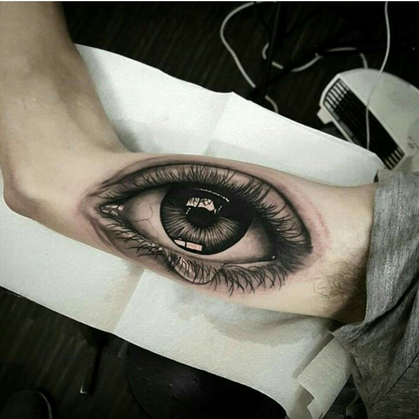 Pin by Lisa Dahlstrom on Tattoo art Eye tattoo, Eye