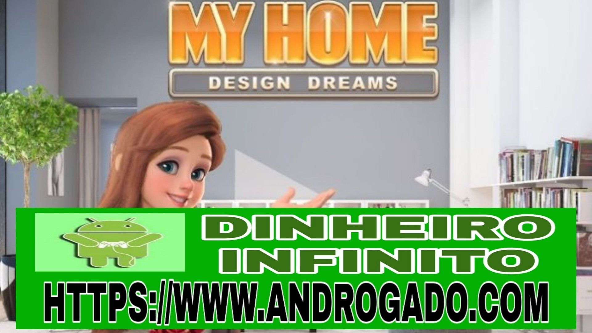 My Home Design Dreams V1 0 194 Apk Mod Dinheiro Infinito Em 2020