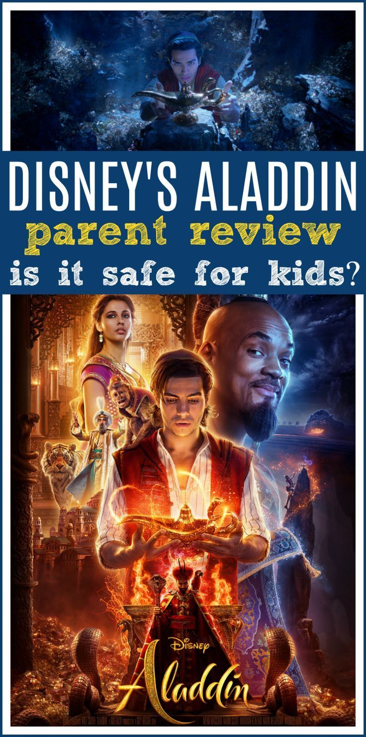Aladdin Movie Review Safe for Kids? Is it ok for