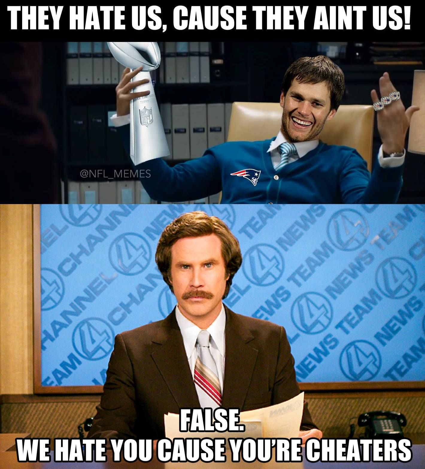 Super Bowl Ready The Best Nfl Memes Ever Nfl Memes Funny Funny Football Memes Funny Nfl
