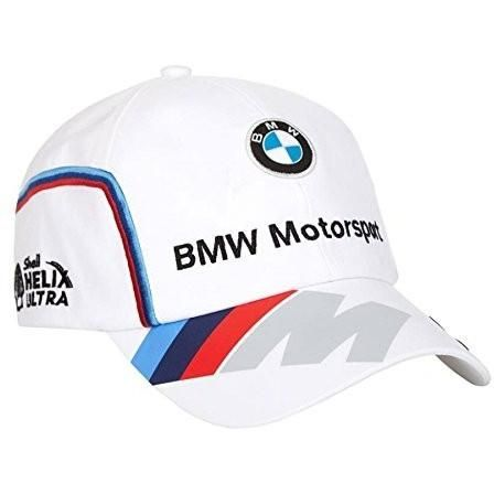 BMW Motorsport Team Hat 2016. BMW Motorsport replica cap with team logo on  front and PUMA cat logo on brim. e6f698892f0