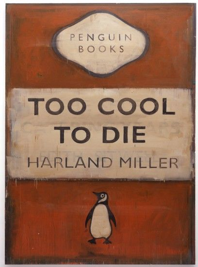 The Macho Shit | Harland Miller | International Lonely Guy