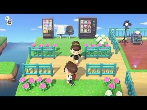Animal Crossing New Horizons: 5 Star Island Walkthrough in ... on Animal Crossing New Horizons Bedroom Ideas  id=99288