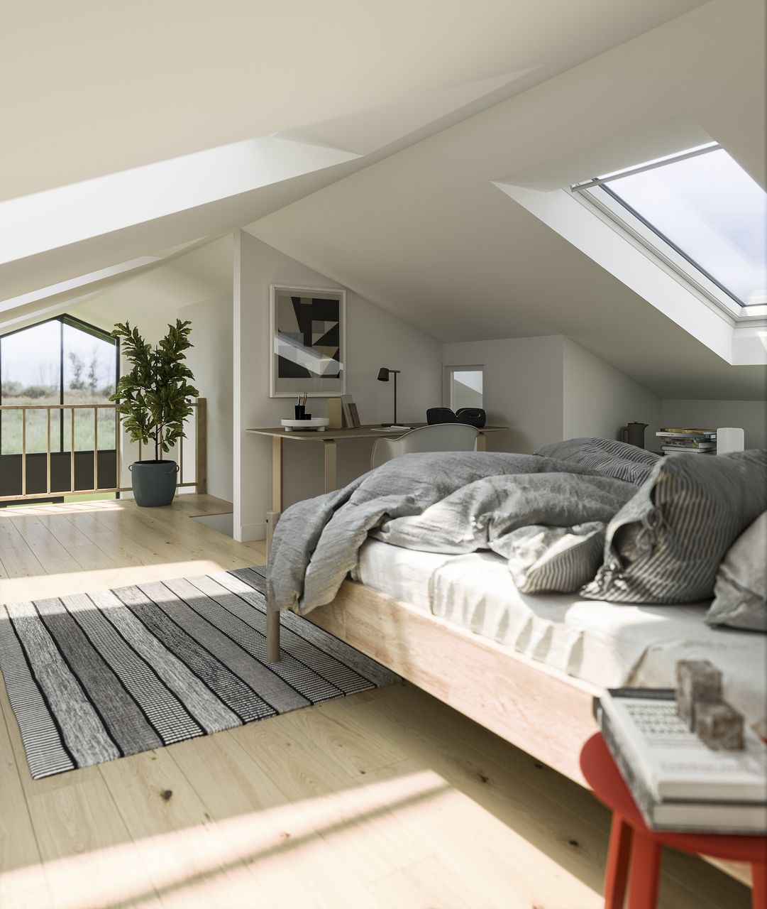 Da Luce Alla Soffitta luce e aria fresca per una casa più sana