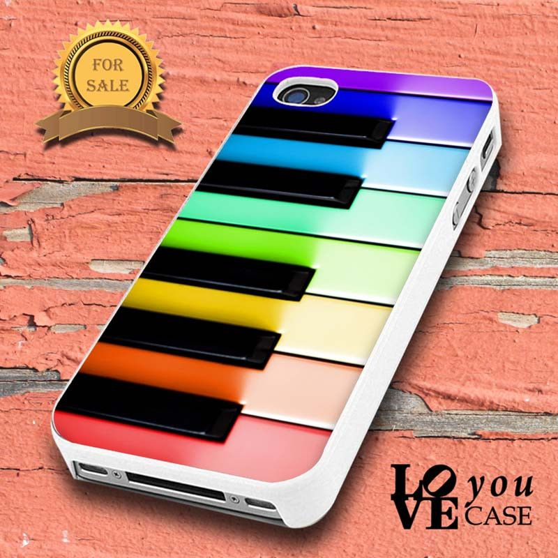 Piano Keys Music Rainbow for iphone, ipod, samsung galaxy