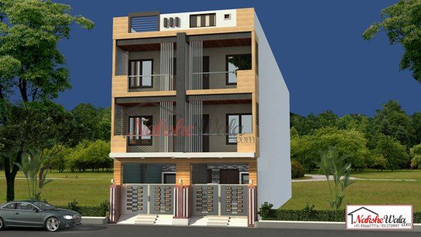 Image result for balcony closed from sides elevation ...