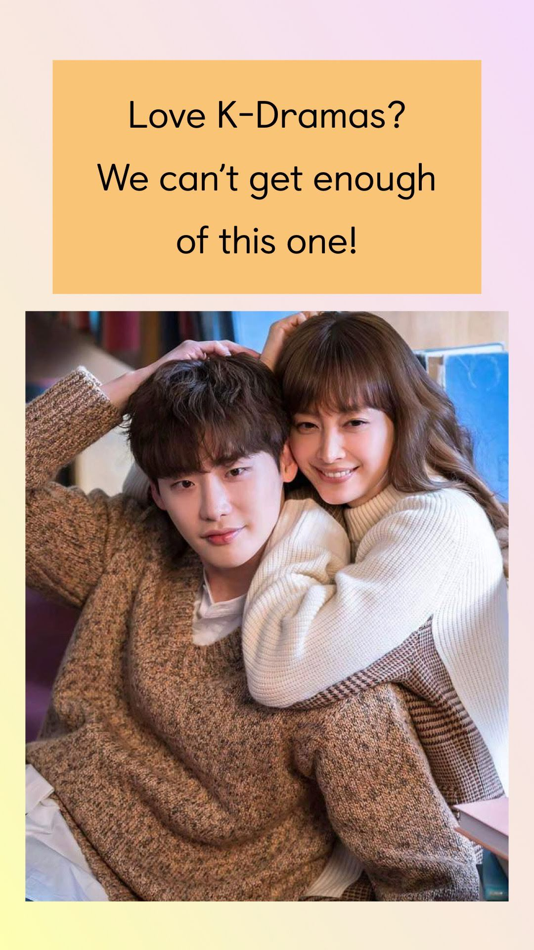 Korean Drama Fashion Romance Is a Bonus Book Kdrama