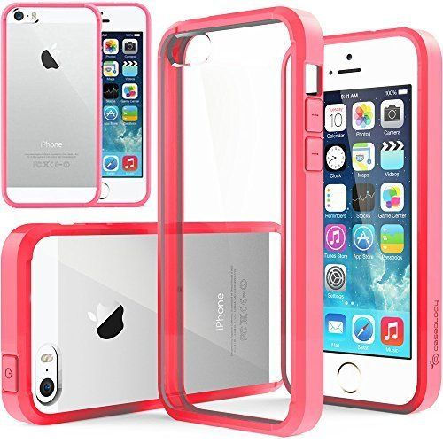 iPhone 5S case, Caseology® [Clear back Bumper] [Hot Pink] DIY Customization Fusion Hybrid Cover [Shock Absorbent] Apple iPhone 5S case, http://www.amazon.com/dp/B00FA9DLZC/ref=cm_sw_r_pi_awdm_wxkCvb0J5HJYH