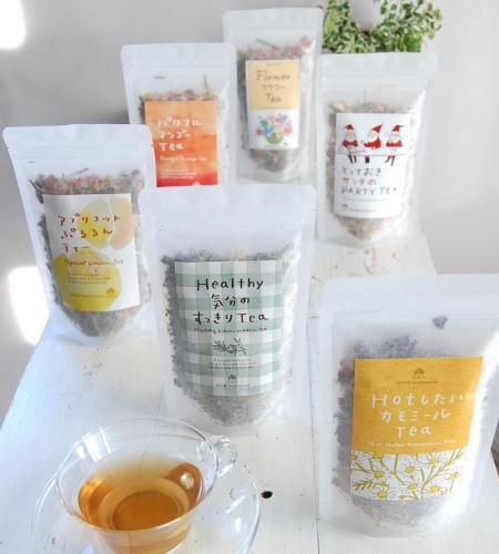 Japanese tea packaging (sorry no source link) PD