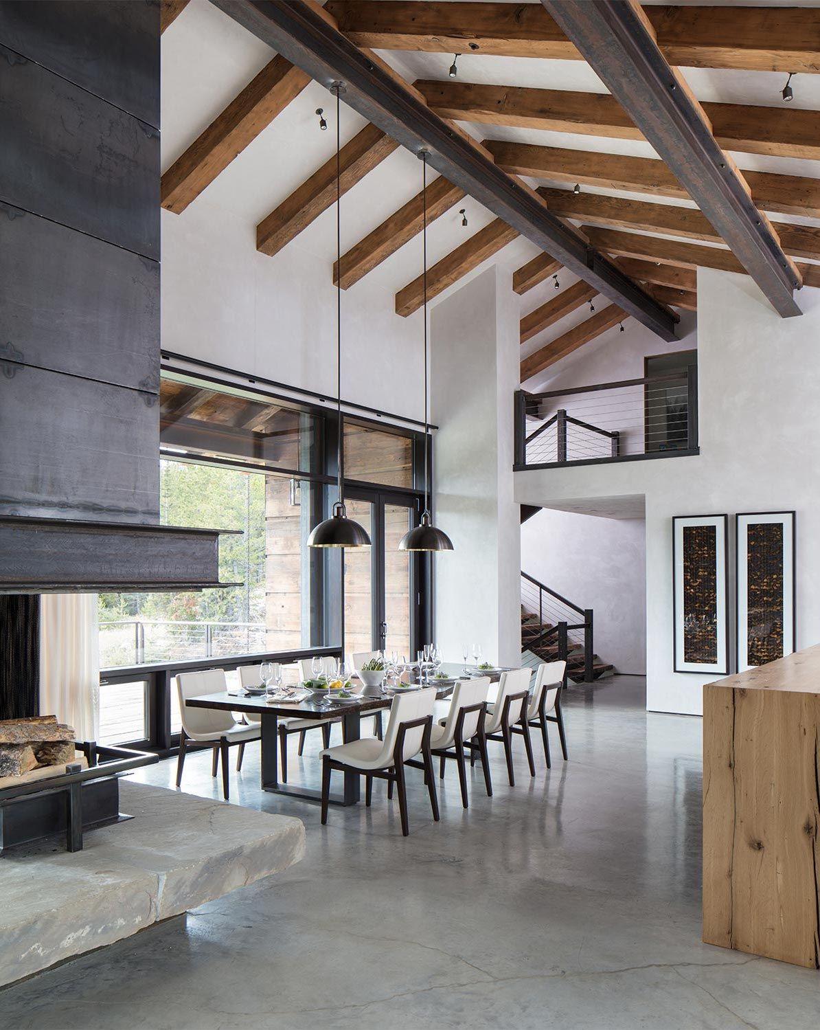 Arc 20 Open Concept Home Modern House Design Industrial House