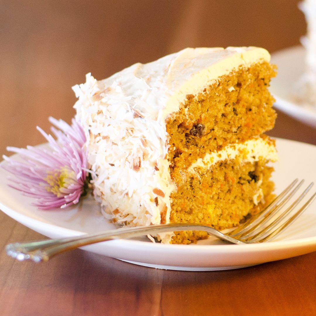 Deluxe carrot cakenamaste foods in 2020 gluten free