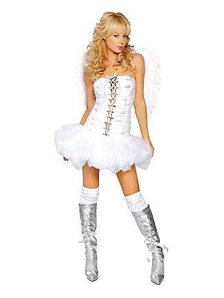 Sexy Sweet Angel Adult Costume Halloween Costume Ideas Pinterest - angel halloween costume ideas