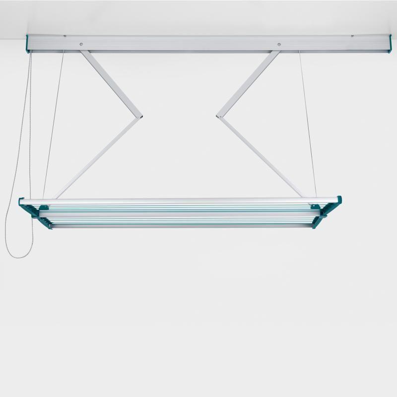 Wäscheständer Decke: Deckentrockner Aluminium