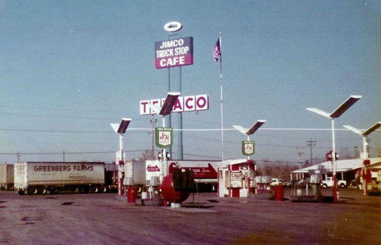 Truck Stops Of The 70 S Trucks