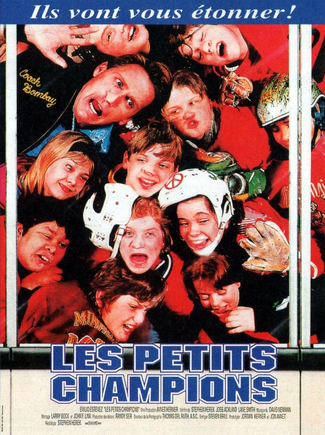 Les Petits Champions 2 Streaming : petits, champions, streaming, Petits, Champions, Mighty, Ducks], Stephen, Herek, Film,, Movie, Posters,, Movies