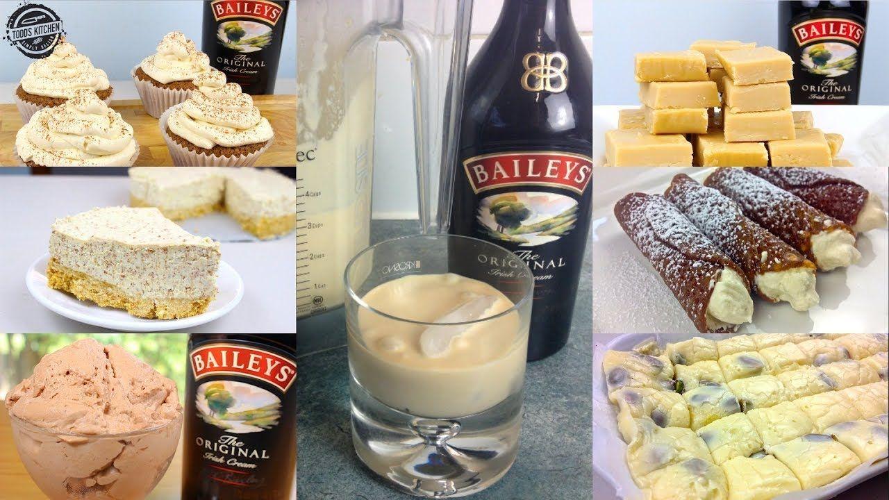 Pin By Todd S Kitchen On My Cooking Videos Baileys Irish Cream