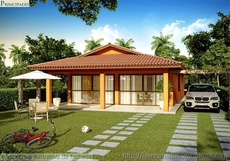 casas de campo com tijolo a vista pesquisa google - Fachadas De Casas De Campo