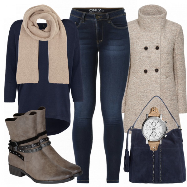 EverydayLook Outfit - Freizeit Outfits bei FrauenOutfits.de