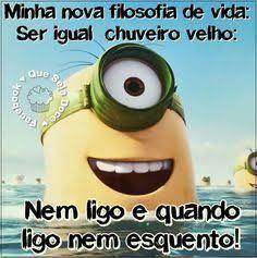 Resultado de imagem para mínion humor em portugues