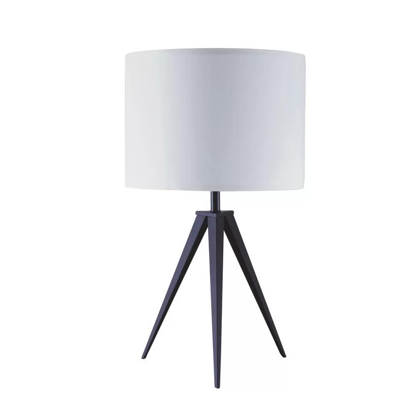 Clarkton 15 Black Tripod Table Lamp Tripod Table Lamp Black Table Lamps Tripod Table