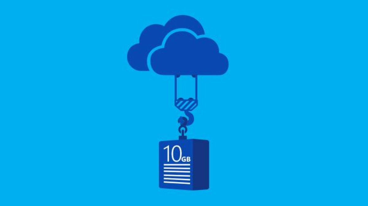 Microsoft Is Rolling Out Some Welcome Improvements To Its Onedrive Cloud Storage Service Today While The Company Doubled Its Supportive Dropbox Cloud Storage