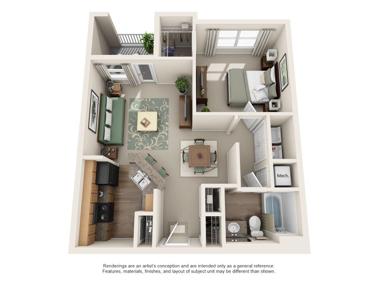 Luxury 1 2 And 3 Bedroom Floor Plans Carrington Park Apartments Kansascity Missouri A Small Apartment Floor Plans Bedroom Floor Plans Bedroom Flooring