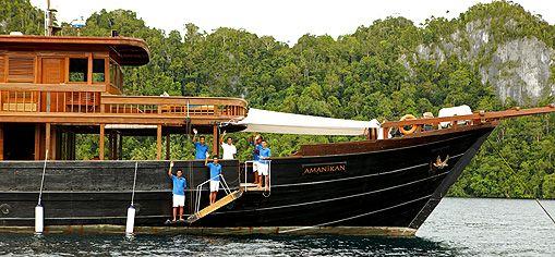 Indonesia Luxury Cruises, Moyo Island Luxury Beach Resort