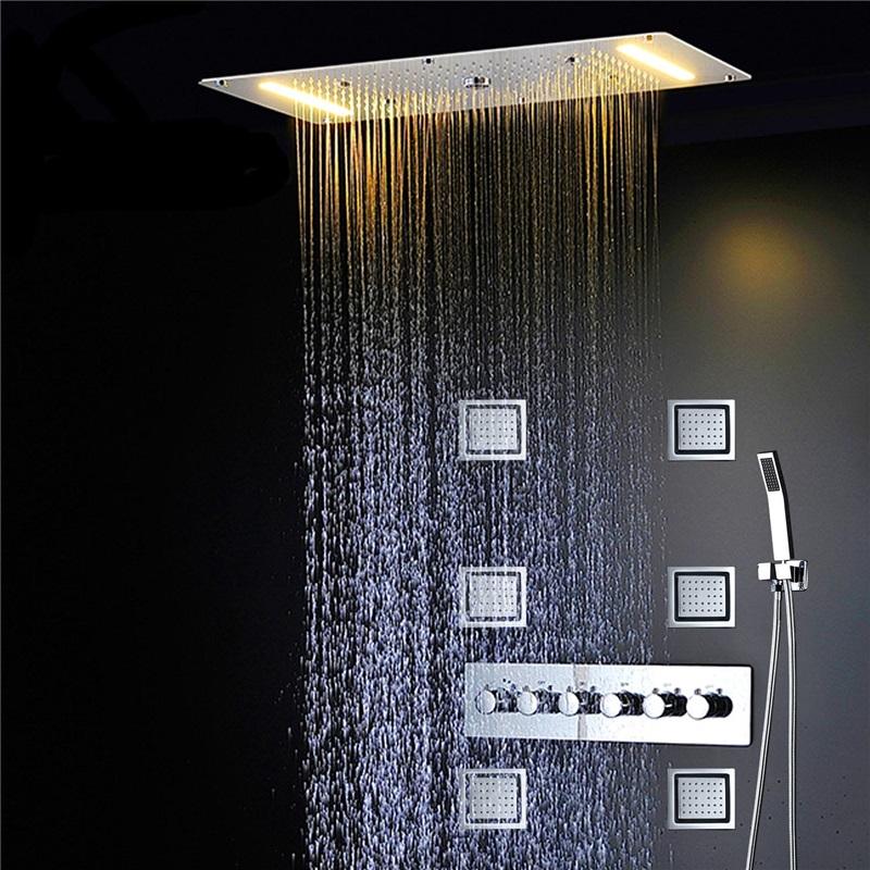 Pin On Led Shower Faucet Set Ideas