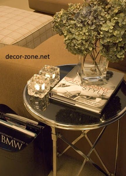15 Coffee Table Decorating Ideas, How To Decorate Small Coffee Table