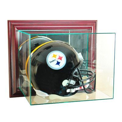Perfect Cases Wall Mounted Football Helmet Display Case Wall Mounted Display Case Display Case Glass Display Case