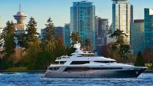 Canadian Built Crescent 145 Yacht Delivered