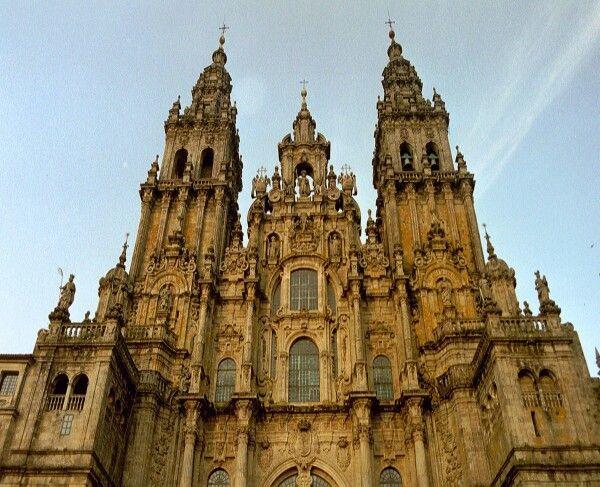 Arte Barroco De México Santiago De Compostela Cathedral La Cathedral