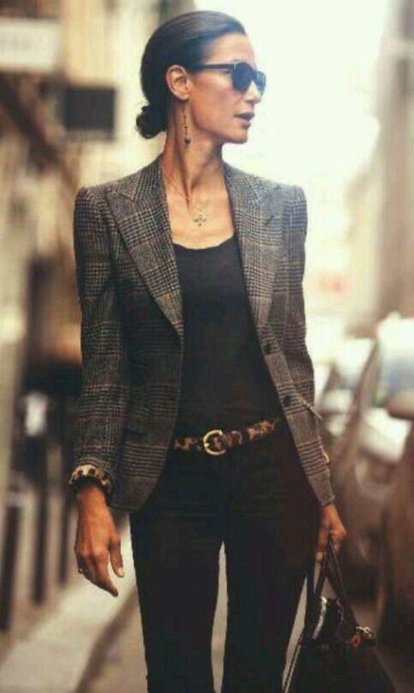 40 Business-Outfits für Frauen im deutschen Stil - Anziehsachen -