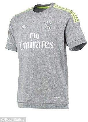 197de3e36 The away kit has the feel of cotton but does not lose comfort