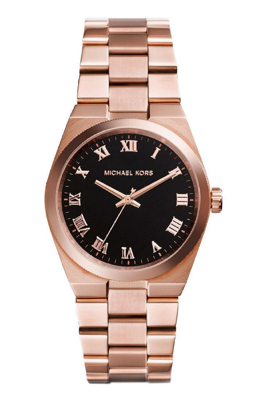 Gold watches women Michael Kors