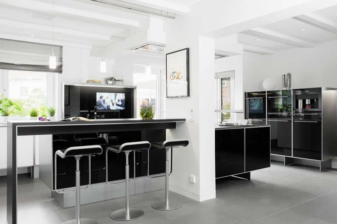 Porsche Design Keuken : P poggenpohl design by porsche studio