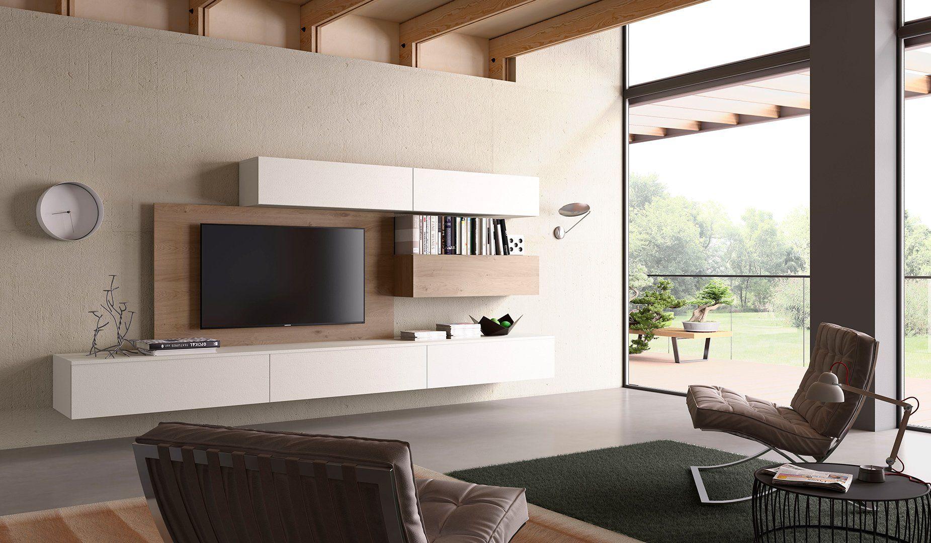 Mobili soggiorno modello bianca chateau d 39 ax casa idea for Idea casa mobili