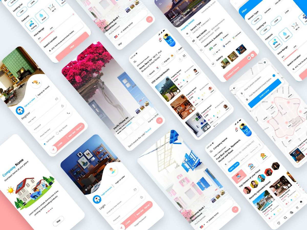 Pin on mobile app design android/ios