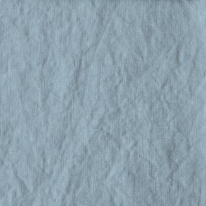 Oostende zacht blauw stonewashed linnen gordijnen op maat ...