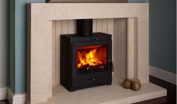 Fireplace Wood Burning Stove Burner, Cast Iron Fireplace Wood Burning Stove
