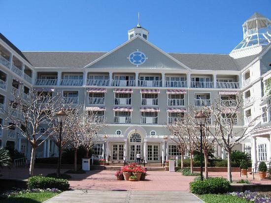 Disney's Yacht Club - Orlando, FL