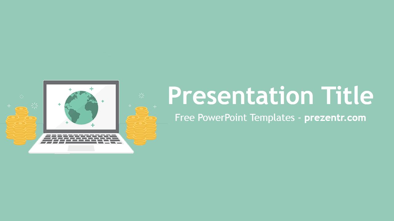 Free earning money online powerpoint template prezentr powerpoint free earning money online powerpoint template prezentr powerpoint templates maxwellsz