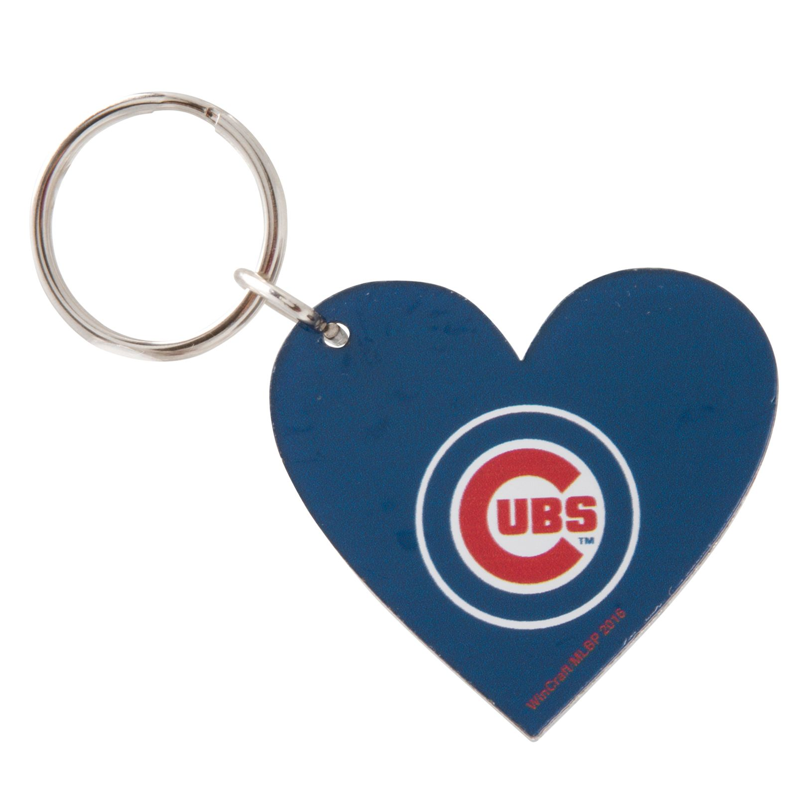 Chicago cubs reflective bullseye logo heart shaped key chain by chicago cubs reflective bullseye logo heart shaped key chain by wincraft chicago chicagocubs cubs altavistaventures Image collections