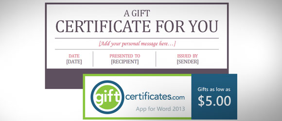 Microsoft Gift Certificate Template Free Word 1 Professional Templates Gift Certificate Template Word Gift Certificate Template Gift Card Template
