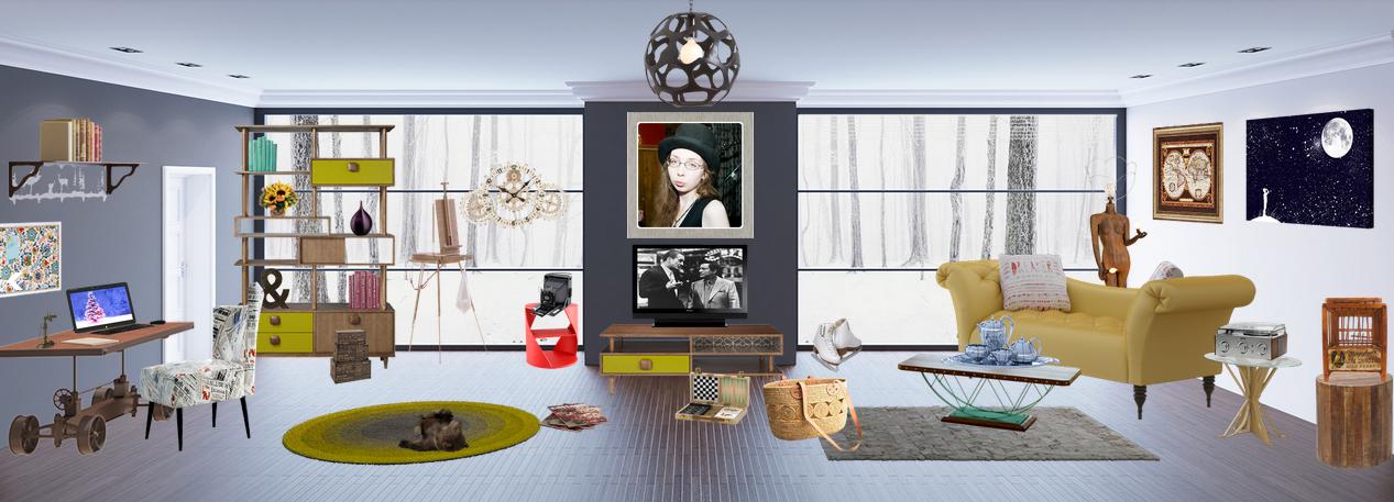 Finnish Interior Design finland lodge online room_mywebroom finland, finnish interior
