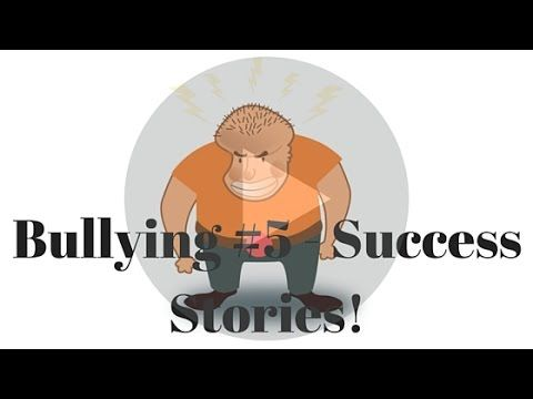 Bullying #5 - Success Stories | Michelle Pearson the Home Based Mom
