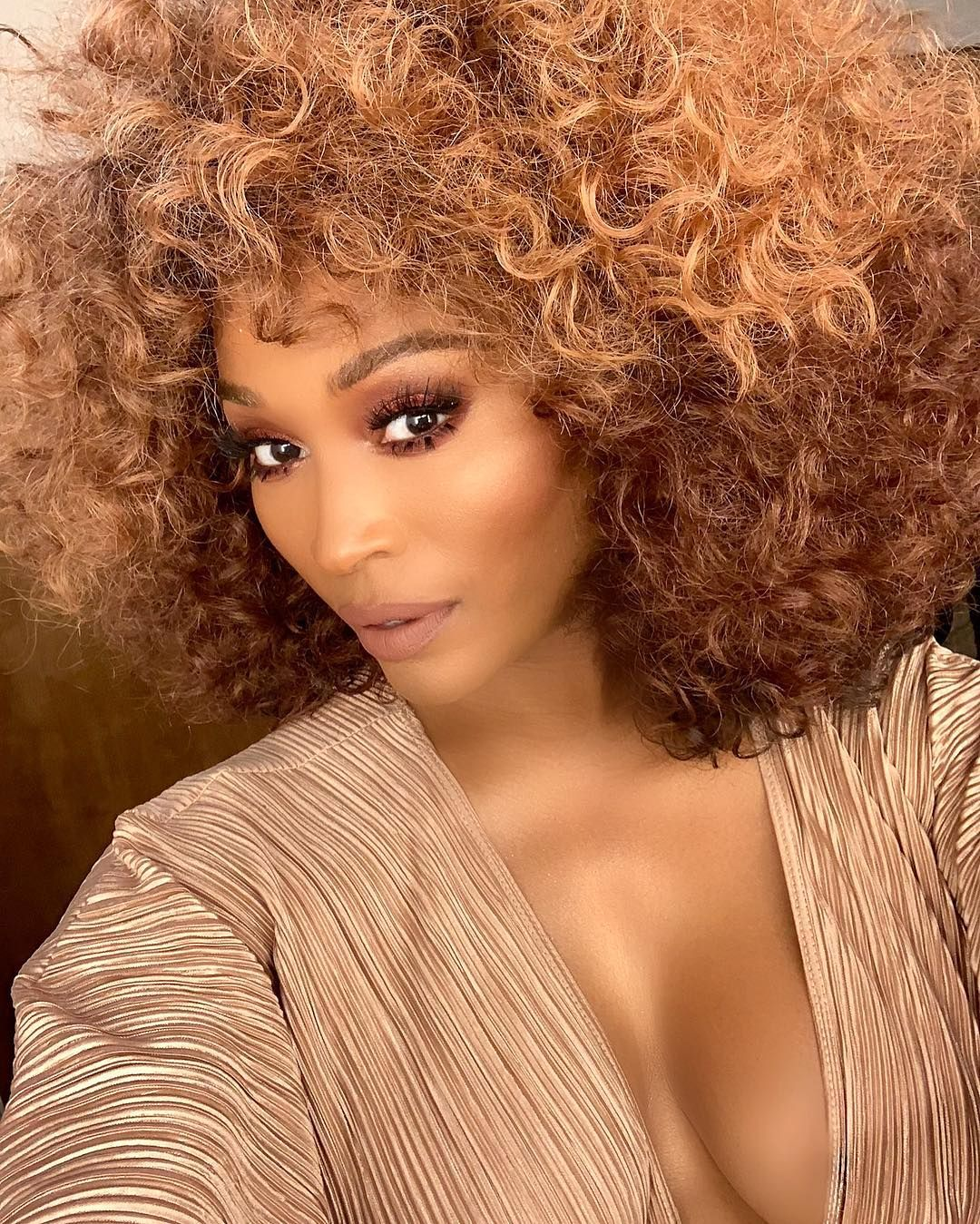 21k Likes, 373 Comments Cynthia Bailey (cynthiabailey10