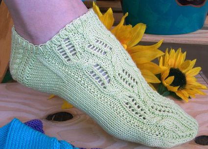Knitty: Summer 2007