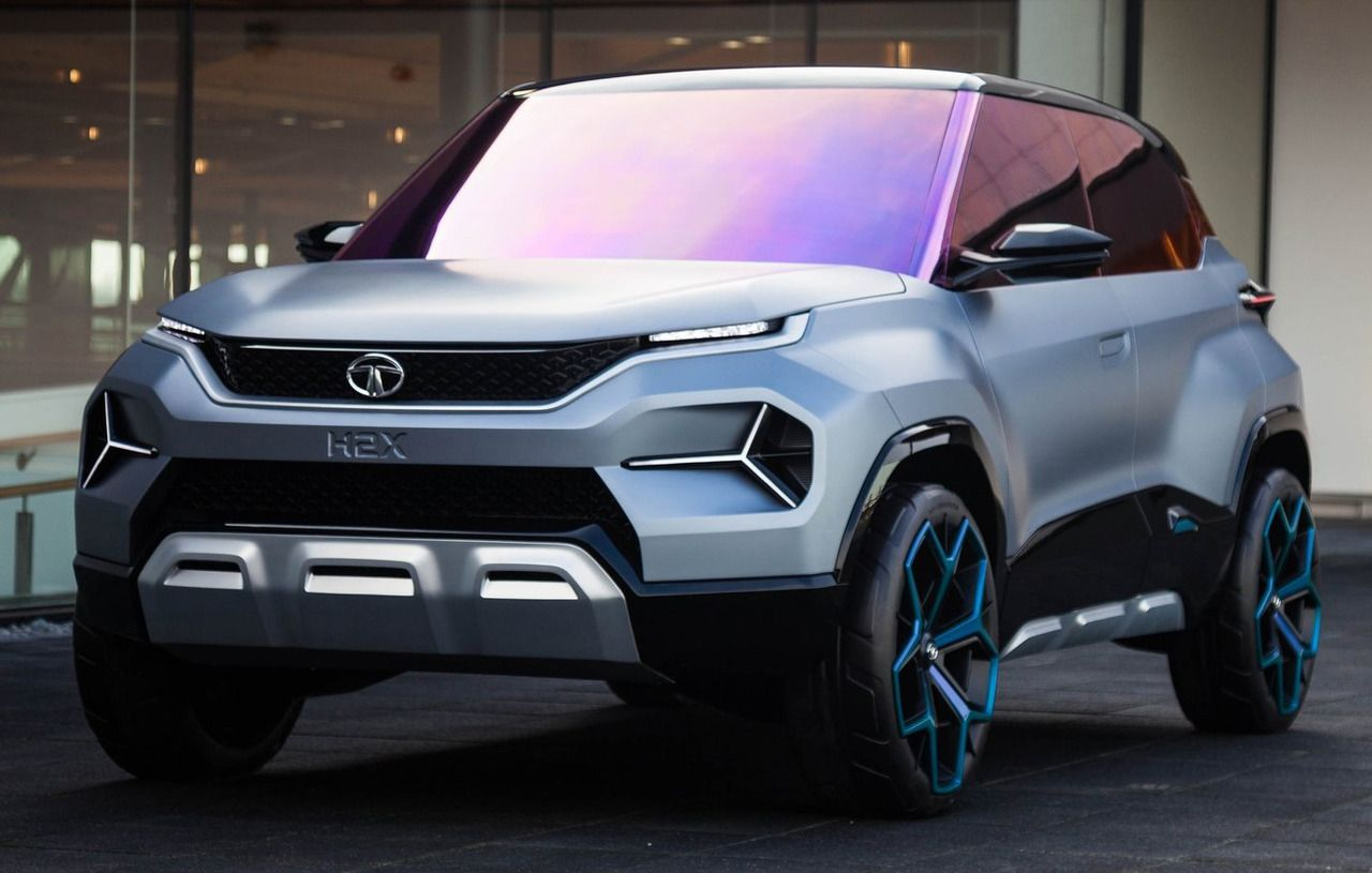 Tata H2x Concept 2019 A Prototype That Preview S Tata S Next