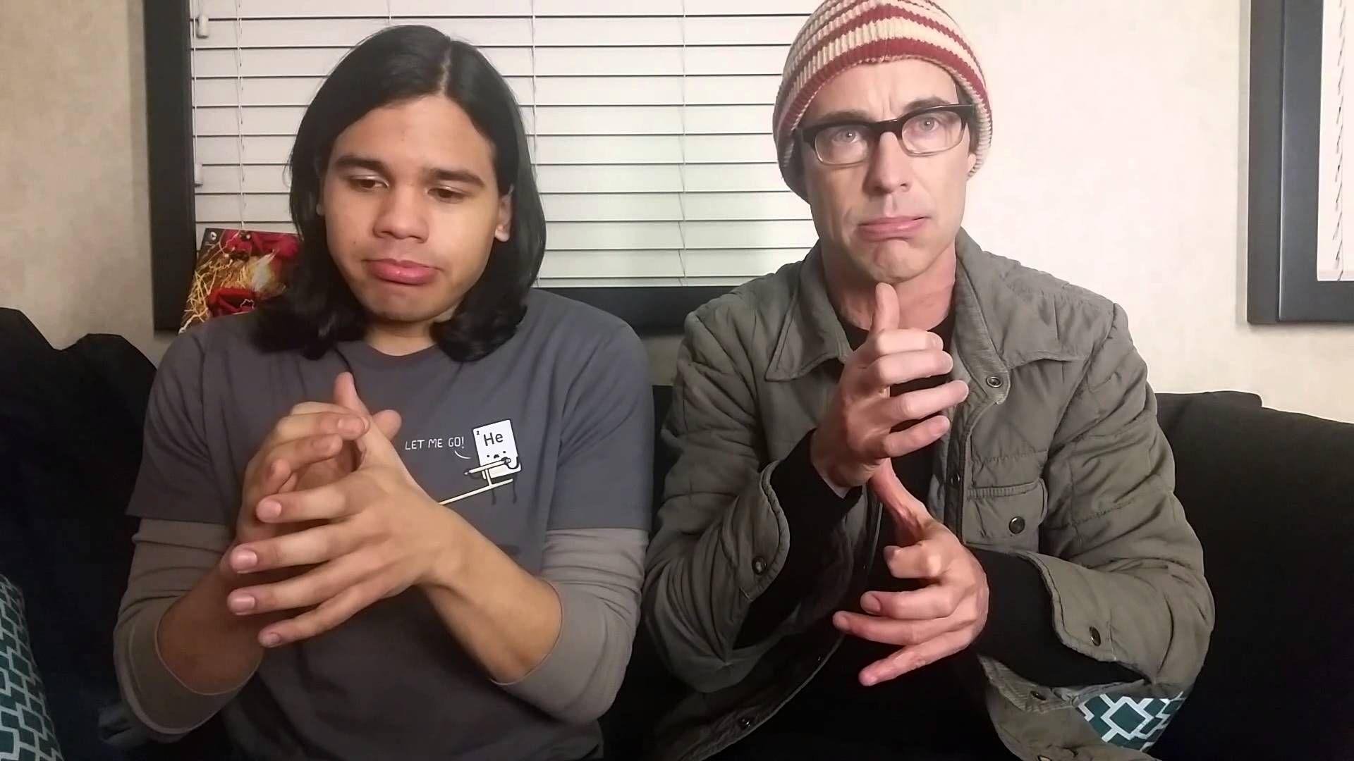 Seasons Greetings From Tom Carlos Youtube The Flash